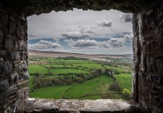 Carreg Cennan View