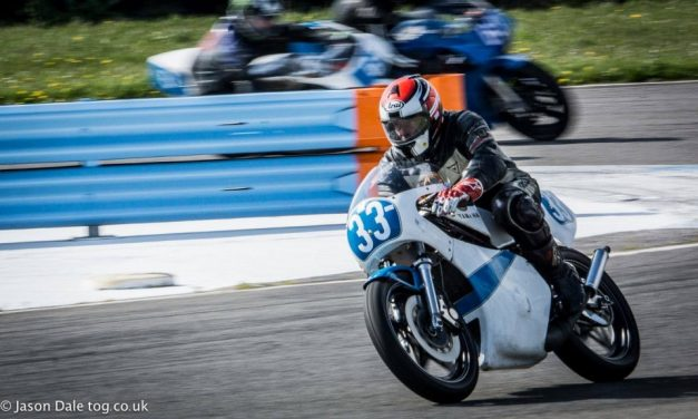 Motorbike Racing At Pembrey – April 2014