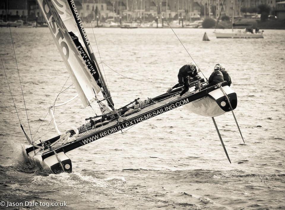 Redbull Extreme Sailing