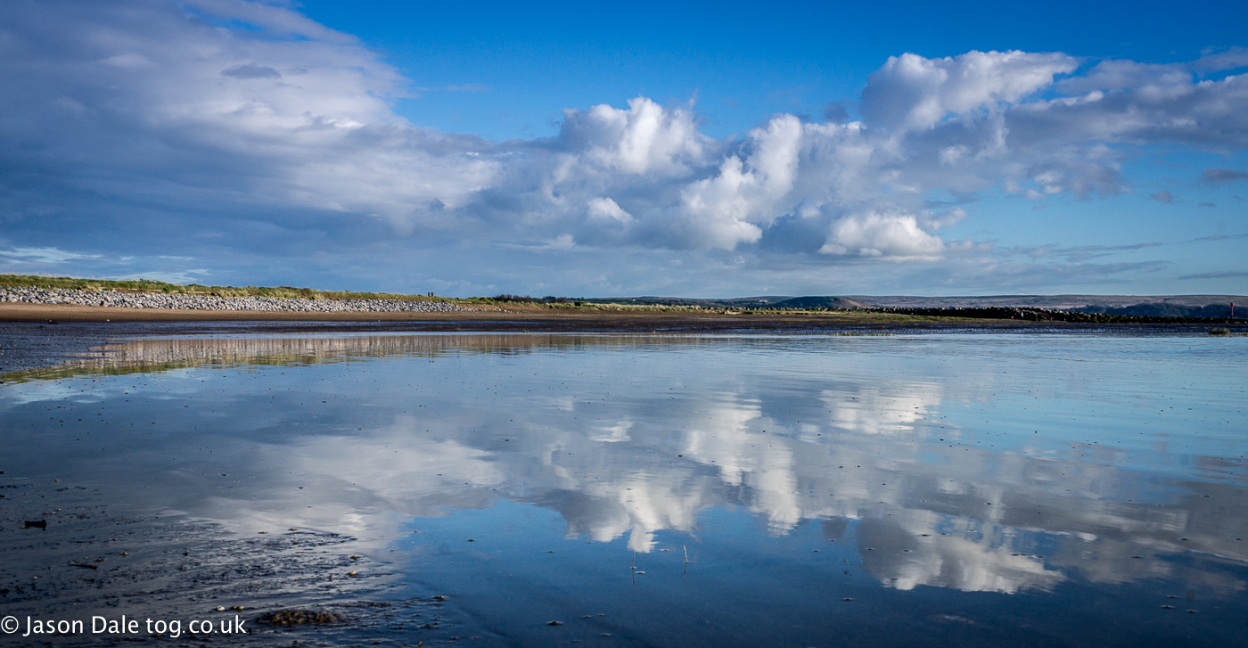 Machynys Reflections