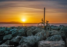 Cycle & Sunset