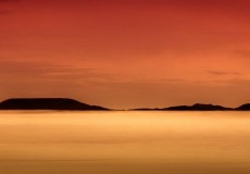 Worm's Head Sunset