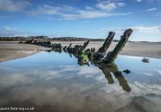 Cefn Sidan Shipwreck