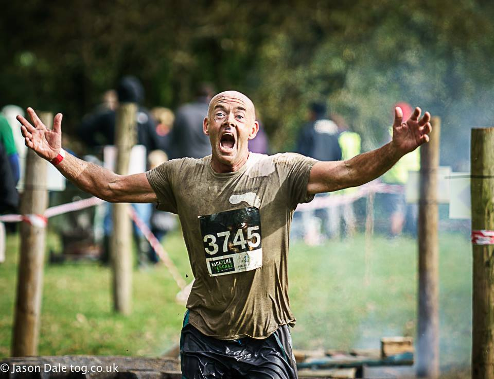 Back 2 The Trenches – Western Front Mud Run