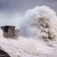 The Porthcawl Storm Yeti Wave
