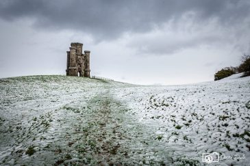 Paxton Tower In The Snow