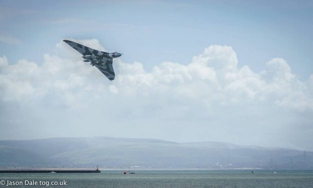 Wales National Air Show In Swansea