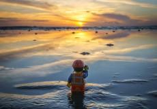 Lego Photographer