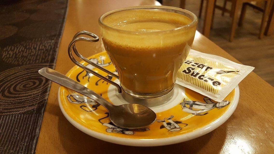 Going Coffee & Caffeine Free