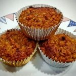Carrot Cake Energy Ball Cakes