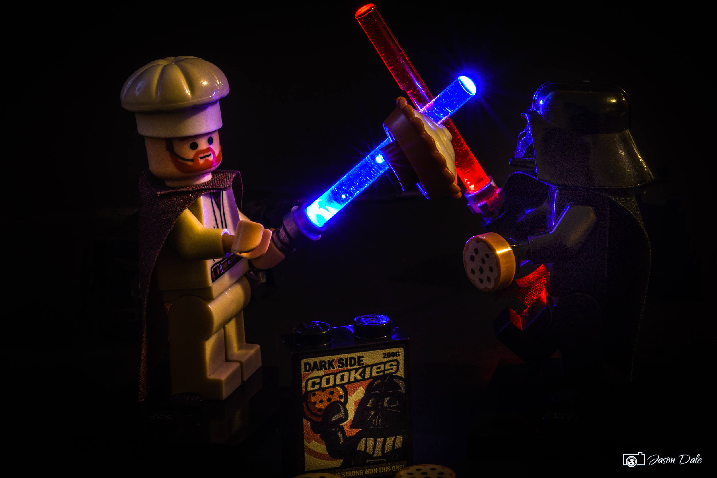 Why Do You Photograph Lego?