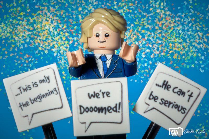 Boris Johnson becomes Prime Minister