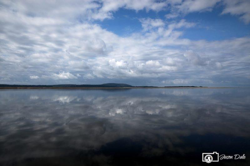 Machynys Cloud Reflections