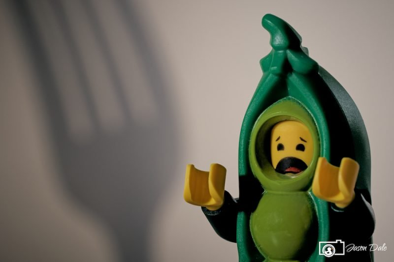Scared Pea