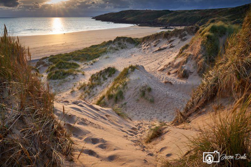 Freshwater West Dunes