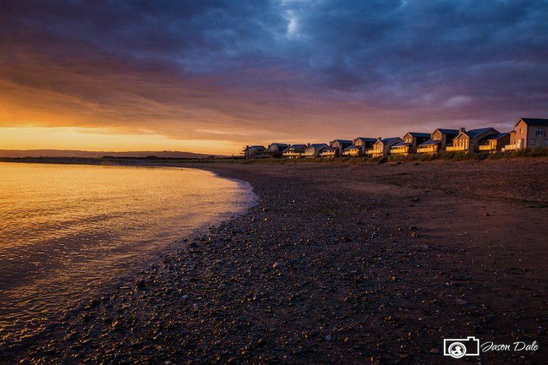 Early Machynys Bay