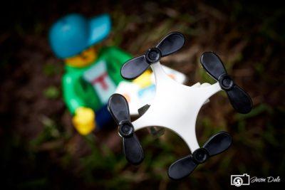 Lego Drone Flyer