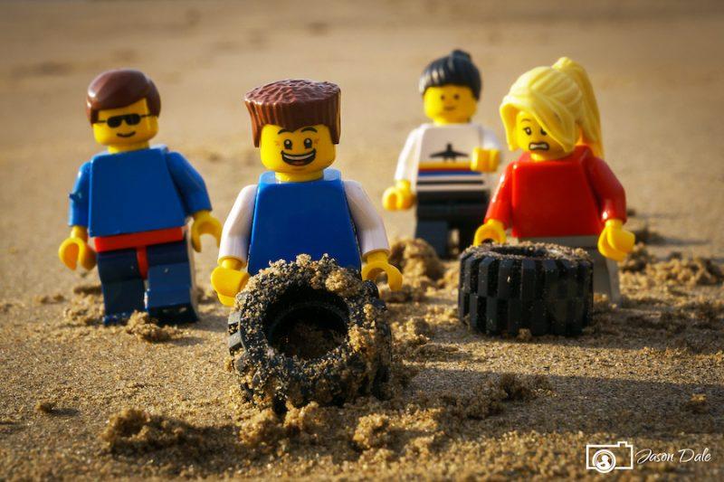 Lego Bootcamp